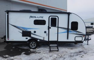 ROULOTTE REAL LITE 177RL