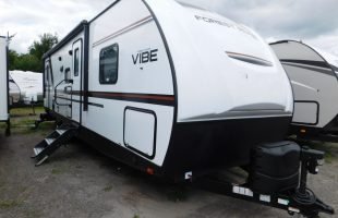 ROULOTTE VIBE 26 BH